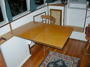 Table extended